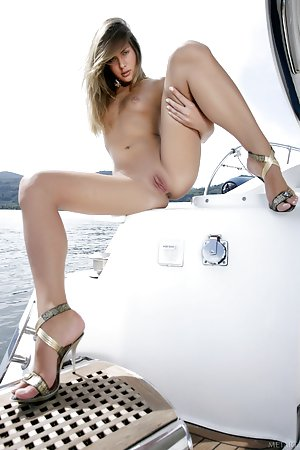 Time to Get Fully naked While At Sea