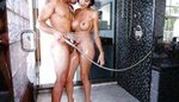 Shower fuck with totally gorgeous Heather Vahn
