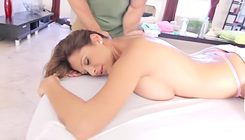 Relaxing massage turns into something more